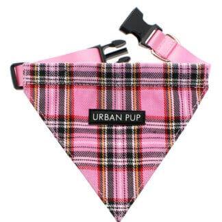 Urban Pup rosa Hundscarf