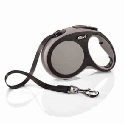 Flexi New Comfort M 5m med band grå
