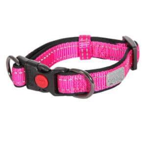 Rukka Solid Hundhalsband rosa