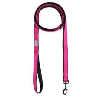Rukka Solid hundkoppel rosa