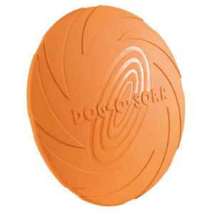 Trixie flytande frisbee orange