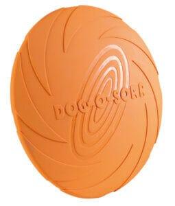 Trixie frisbee flytande