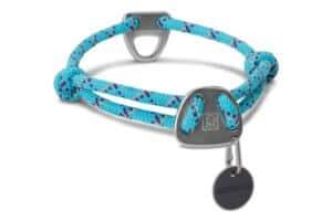 Knot a collar blå hos Hundliv
