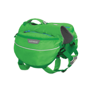 Ruffwear Approach Packväska grön hos Hundlvi