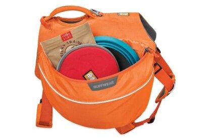 Ruffwear Approach Packväska orange hos Hundliv