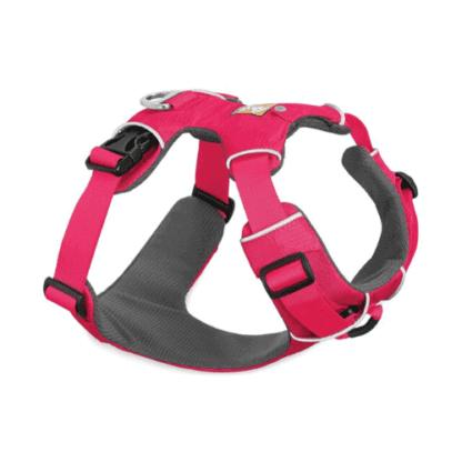 Ruffwear Front Range hundsele rosa hos Hundliv