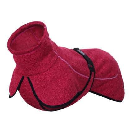 Rukka Stickat fleecetäcke Comfy Rosa