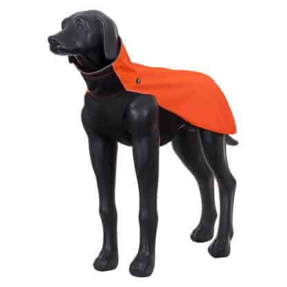 Rukka Lukky Softshell hundjacka orange