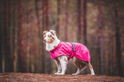 Rukka Hase regntäcke rosa