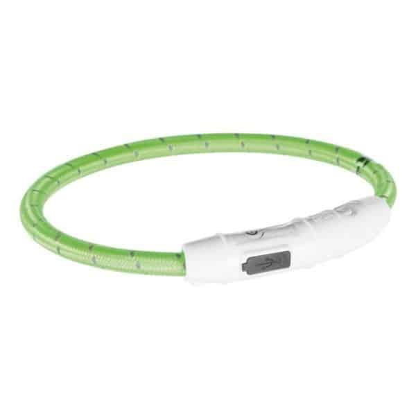 Trixie Flash Light ring halsband