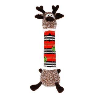 KONG Julleksak ShakersLuvs Reindeer Flerfärgad M 36cm