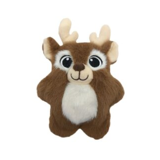 KONG Julleksak Snuzzles Reindeer Flerfärgad S 19cm